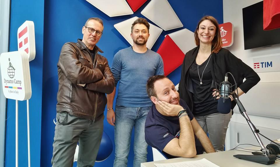 Radiosa: l'intervista su Radio Dynamo