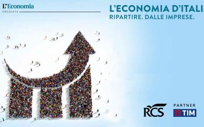 Radiosa takes part to «Economia d'Italia» by RCS Media Group