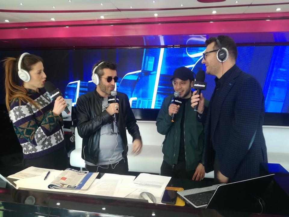 Radionorba a Sanremo con Silvestri e Rancore