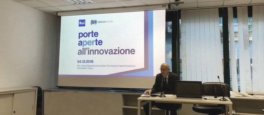 """Porte aperte all'innovazione"": Rai guarda al futuro e apre alle Start up"