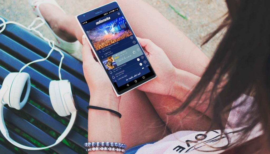 Online la nuova APP Radionorba per Android e iOs!